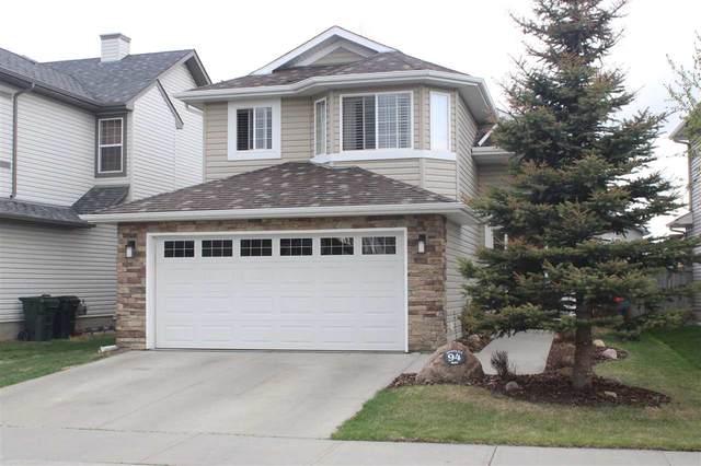 94 Avonlea Way, Spruce Grove, AB T7X 4R5 (#E4244313) :: Initia Real Estate
