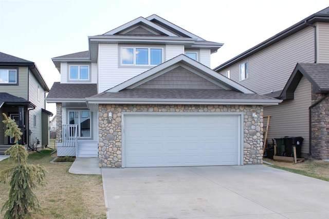 110 Aspenglen Drive, Spruce Grove, AB T7X 0J3 (#E4244315) :: Initia Real Estate