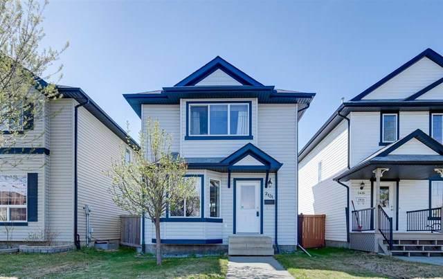 2431 28B Avenue, Edmonton, AB T6T 2A3 (#E4244319) :: Initia Real Estate