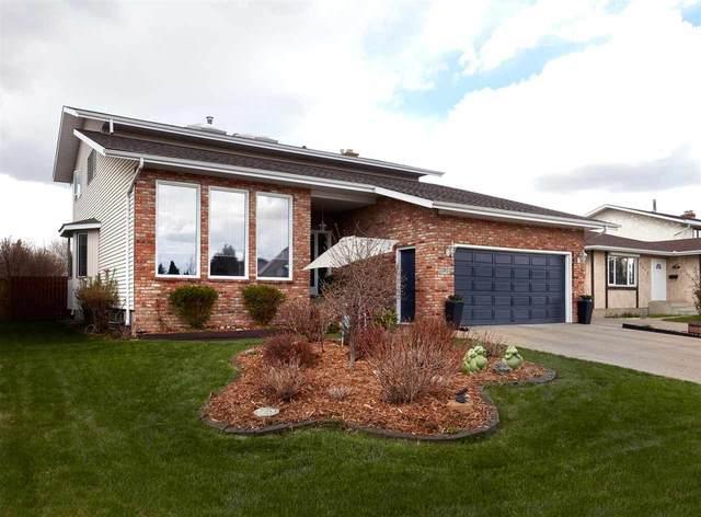 2108 104B Street, Edmonton, AB T6J 5G8 (#E4244356) :: Initia Real Estate