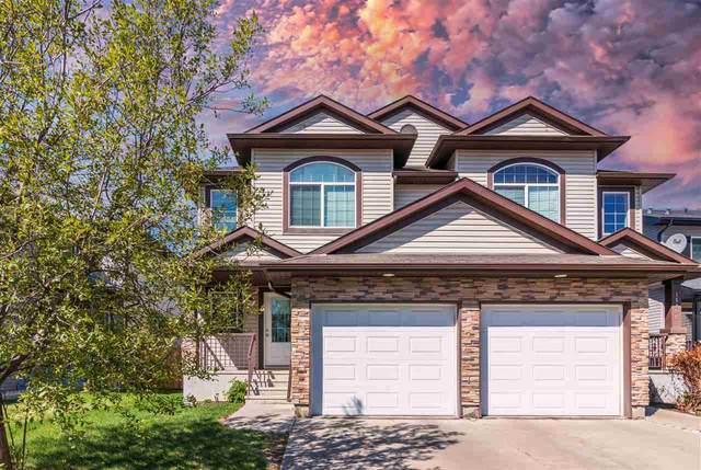 15904 95 Street, Edmonton, AB T5Z 0E9 (#E4244376) :: Initia Real Estate