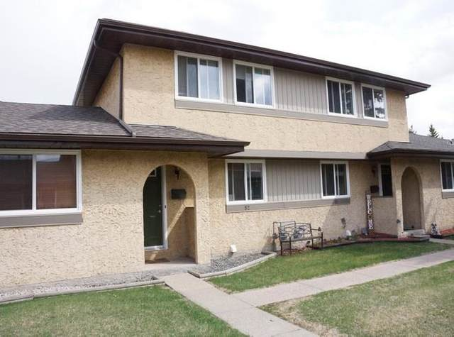 52-8930 99 Avenue, Fort Saskatchewan, AB T8L 3L1 (#E4244404) :: Initia Real Estate