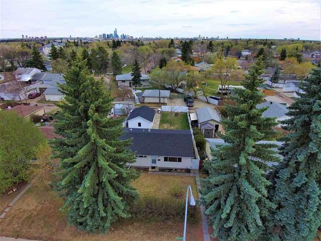 11403 132 Avenue, Edmonton, AB T5M 1G5 (#E4244409) :: Initia Real Estate