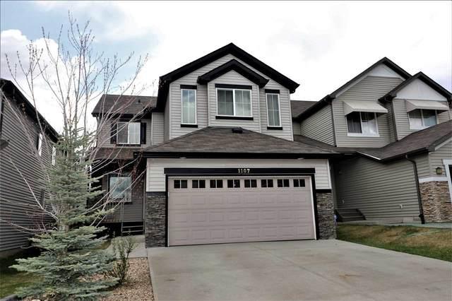 1107 61 Street, Edmonton, AB T6X 0M4 (#E4244410) :: Initia Real Estate