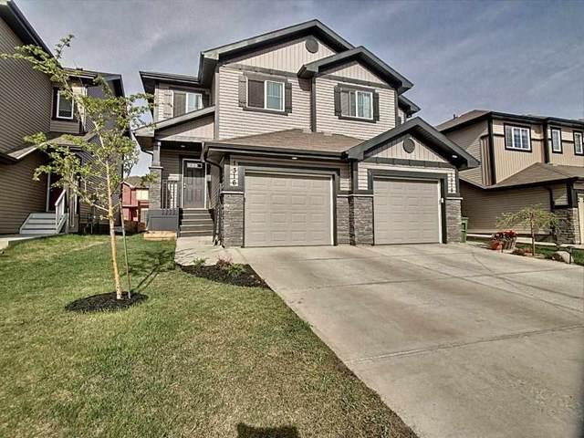1316 29 Street, Edmonton, AB T6T 1A8 (#E4244414) :: Initia Real Estate