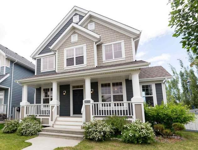 8415 Summerside Grande Boulevard, Edmonton, AB T6X 0J1 (#E4244415) :: Initia Real Estate