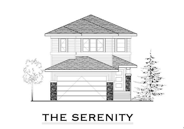 6 Elwyck Gate, Spruce Grove, AB T7X 0Z2 (#E4244422) :: The Good Real Estate Company