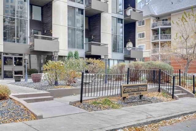 1601 10045 118 Street, Edmonton, AB T5K 2K2 (#E4244462) :: RE/MAX River City