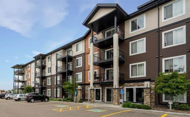 428 148 Ebbers Boulevard, Edmonton, AB T5Y 3W2 (#E4244492) :: Müve Team | RE/MAX Elite