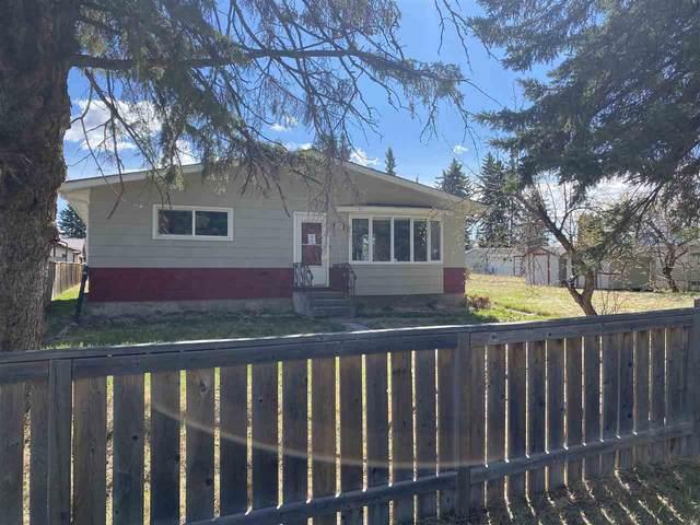 5119 51 Street, Entwistle, AB T0E 0S0 (#E4244502) :: Initia Real Estate
