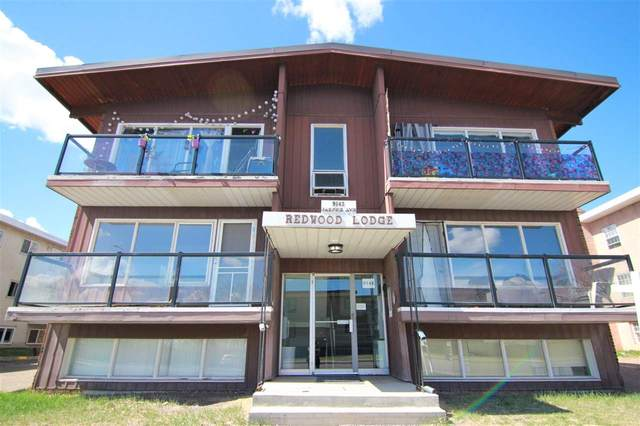 208 9142 Jasper Avenue, Edmonton, AB T5H 3S9 (#E4244519) :: RE/MAX River City
