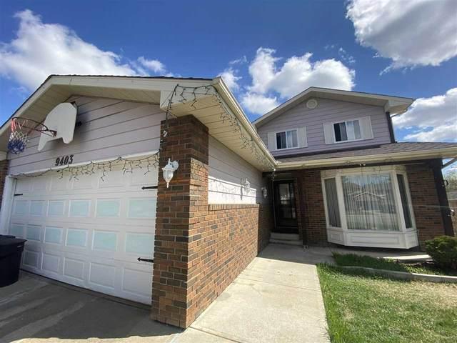 9403 175 Street, Edmonton, AB T5T 3E1 (#E4244529) :: The Foundry Real Estate Company