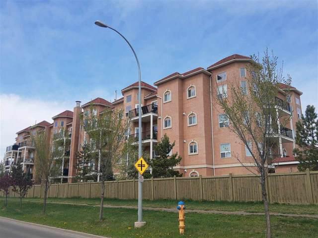 215 13835 155 Avenue, Edmonton, AB T6V 0B7 (#E4244597) :: RE/MAX River City
