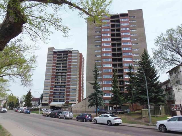 106 8735 165 Street, Edmonton, AB T5R 2R6 (#E4244608) :: RE/MAX River City