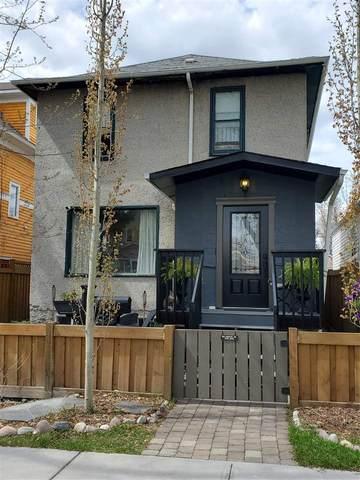 11236 96 Street, Edmonton, AB T5G 1S9 (#E4244610) :: RE/MAX River City