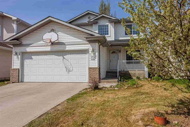 710 Balfour Close, Edmonton, AB T5T 6H7 (#E4244618) :: The Good Real Estate Company