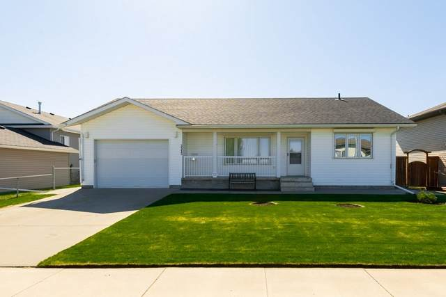 5515 43 Street, Lamont, AB T0B 2R0 (#E4244626) :: The Good Real Estate Company