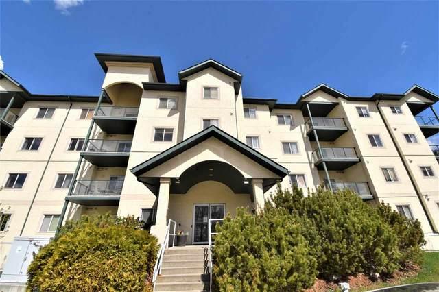 407 304 Lewis Estates Boulevard, Edmonton, AB T5T 6Y7 (#E4244648) :: The Good Real Estate Company