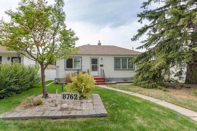 8762 97 Avenue, Edmonton, AB T6C 2C1 (#E4244742) :: Initia Real Estate