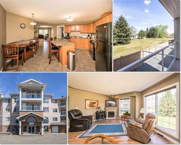 227 7801 Golf Course Road, Stony Plain, AB T7Z 0C7 (#E4244821) :: The Foundry Real Estate Company