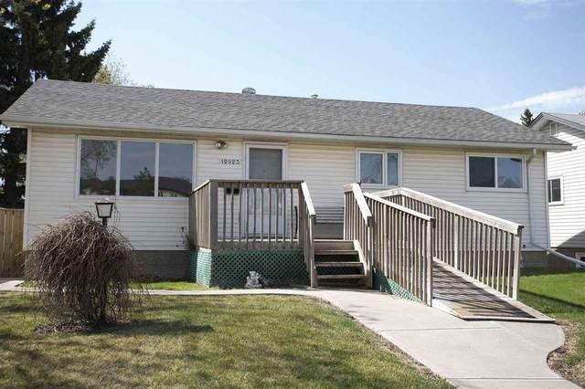 12923 137 Avenue, Edmonton, AB T5L 4C3 (#E4244834) :: The Good Real Estate Company