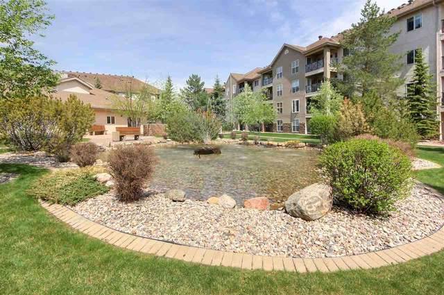 315 8912 156 Street, Edmonton, AB T5R 5Z2 (#E4244886) :: The Good Real Estate Company