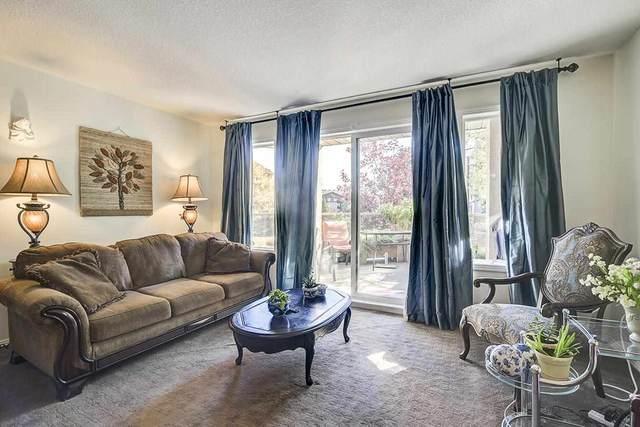 103 6623 172 Street, Edmonton, AB T5T 6J2 (#E4244930) :: The Good Real Estate Company