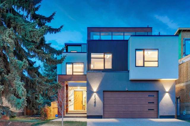 8345 Saskatchewan Drive, Edmonton, AB T6G 2A7 (#E4244992) :: Initia Real Estate