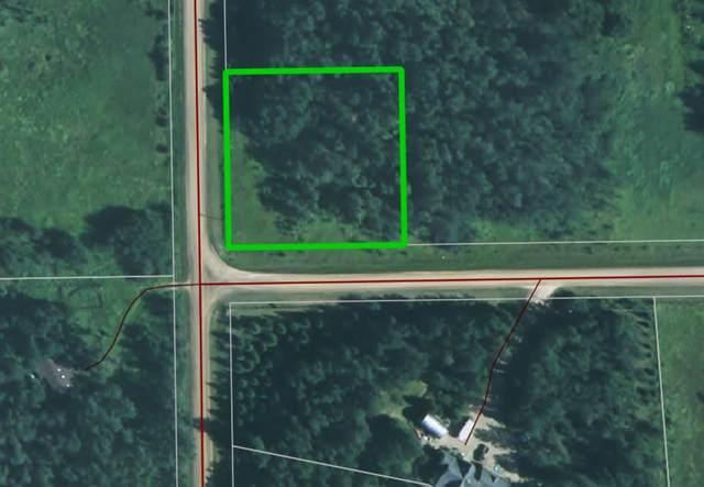 NW13 47 27 W4, Rural Wetaskiwin County, AB T0C 1N0 (#E4245104) :: Initia Real Estate