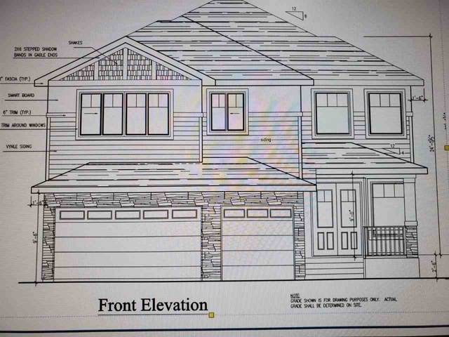 5901 Soleil Bay, Beaumont, AB T4X 2X9 (#E4245109) :: The Good Real Estate Company