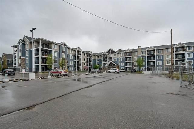 123 4008 Savaryn Drive, Edmonton, AB T6X 2E5 (#E4245135) :: Initia Real Estate