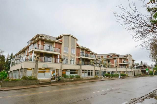 304 9750 94 Street, Edmonton, AB T6C 2E3 (#E4245136) :: The Good Real Estate Company