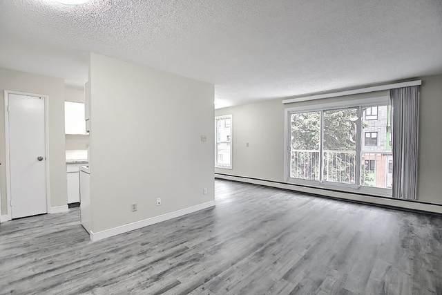 314 7220 144 Avenue, Edmonton, AB T5C 3E4 (#E4245185) :: Initia Real Estate