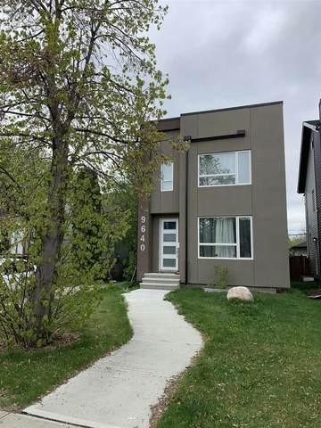 9640 69 Avenue, Edmonton, AB T6E 0S4 (#E4245202) :: The Good Real Estate Company