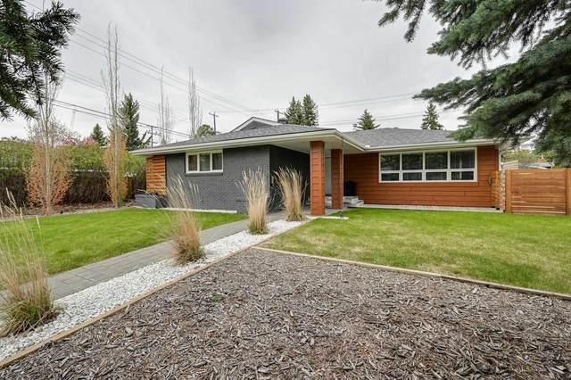 14012 80 Avenue, Edmonton, AB T5R 3J7 (#E4245248) :: Initia Real Estate