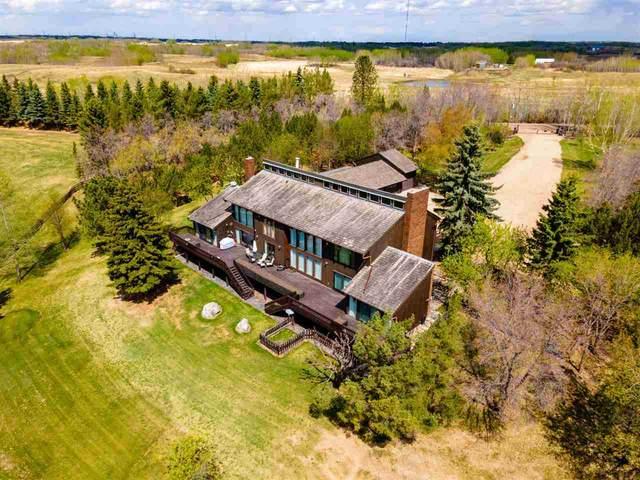 225 41 Avenue, Edmonton, AB T6X 2T2 (#E4245311) :: Initia Real Estate