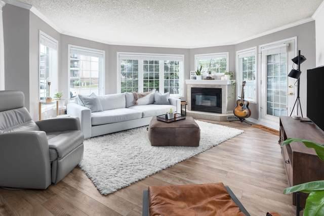 115 17151 94A Avenue, Edmonton, AB T5T 5Z9 (#E4245326) :: The Foundry Real Estate Company
