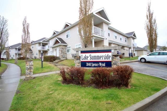 97 3040 Spence Wynd, Edmonton, AB T6X 1N7 (#E4245407) :: Initia Real Estate