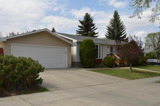 9430 160 Street, Edmonton, AB T5R 2J7 (#E4245408) :: The Good Real Estate Company