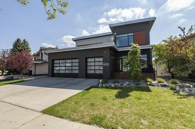 625 Butterworth Wynd, Edmonton, AB T6R 2G8 (#E4245469) :: The Good Real Estate Company