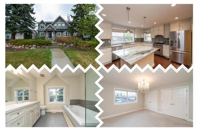 8951 147 Street, Edmonton, AB T5R 0Y4 (#E4245484) :: Initia Real Estate