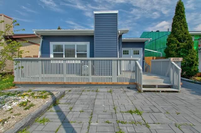 4335 38 Street, Edmonton, AB T6L 5A6 (#E4245547) :: Initia Real Estate