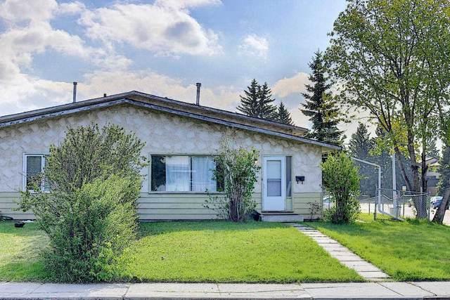 3203 71 Street NW, Edmonton, AB T6K 1L1 (#E4245574) :: The Foundry Real Estate Company