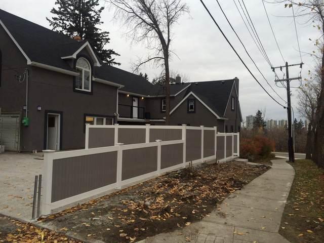 11603 Saskatchewan Drive, Edmonton, AB T6H 0V4 (#E4245606) :: Initia Real Estate