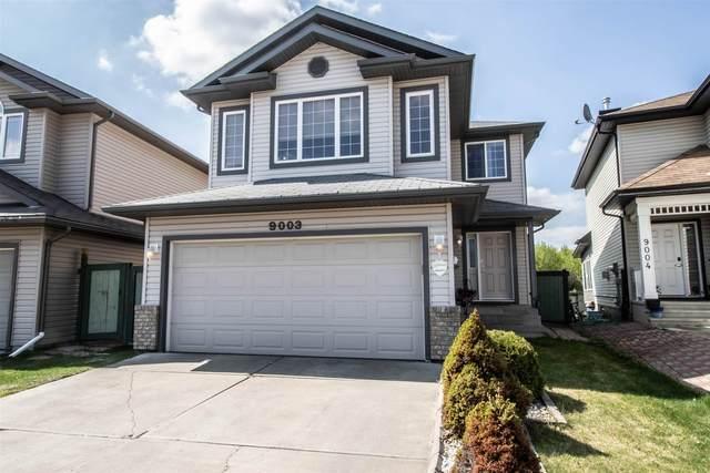 9003 205 Street, Edmonton, AB T5X 0X1 (#E4245655) :: The Good Real Estate Company