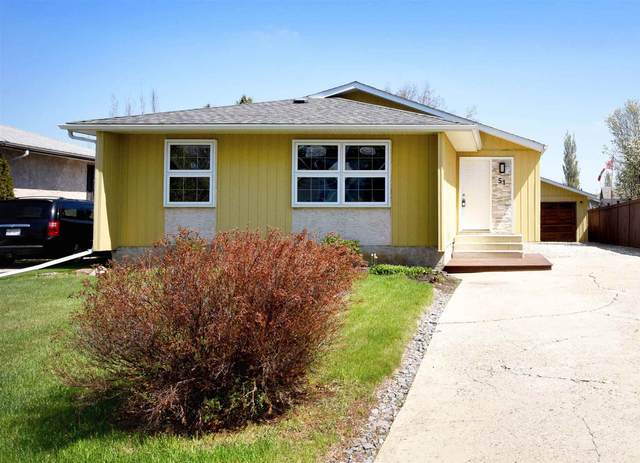 51 Cavanagh Crescent, Stony Plain, AB T7Z 1G6 (#E4245664) :: The Good Real Estate Company
