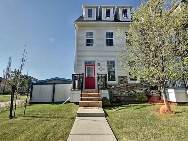 9801 105 Avenue, Morinville, AB T8R 0B9 (#E4245691) :: The Good Real Estate Company