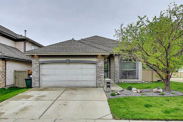 64 Ridgeview Court, Sherwood Park, AB T8A 6A1 (#E4245804) :: The Good Real Estate Company