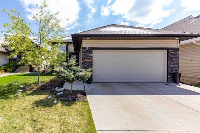 265 Ridgebrook Road, Sherwood Park, AB T8A 6M3 (#E4245828) :: The Good Real Estate Company