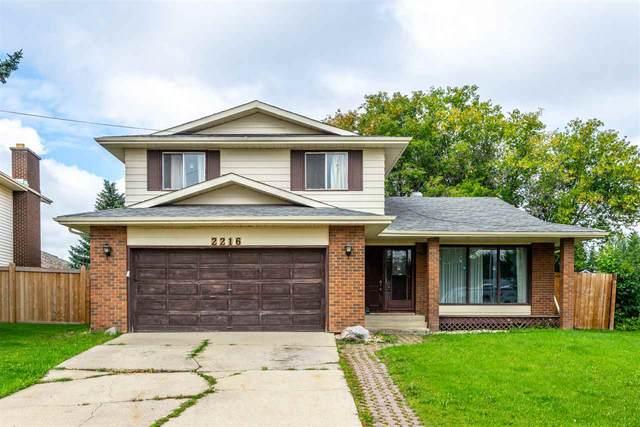 2216 112 Street, Edmonton, AB T6J 4T1 (#E4245852) :: The Foundry Real Estate Company